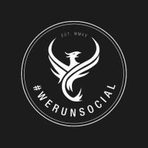 #WeRunSocial Logo