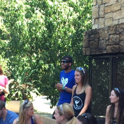 #WeRunSocial meet up during the Disneyland Half Marathon weekend