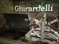 We love Ghirardelli!