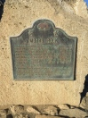 Morro Rock Sign