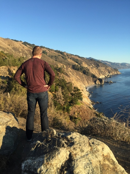 I was loving the views in Big Sur