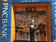 Picture at the PNC Bank Booth