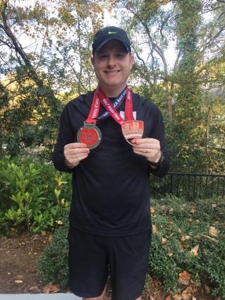Thanksgiving Half Marathon